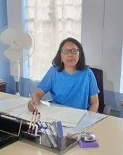 Principal Dr. (Miss) A. L. Lyngdoh